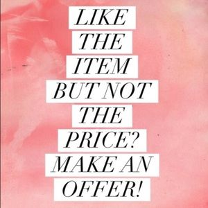 💞 I LOVE offers!! 💞